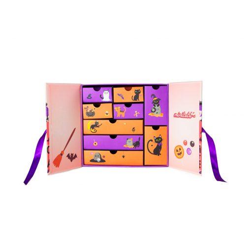 Halloween Open Box