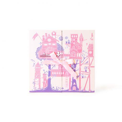 Pink Castle Box