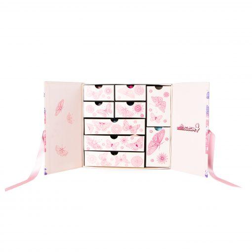 Pink Castle Open Box
